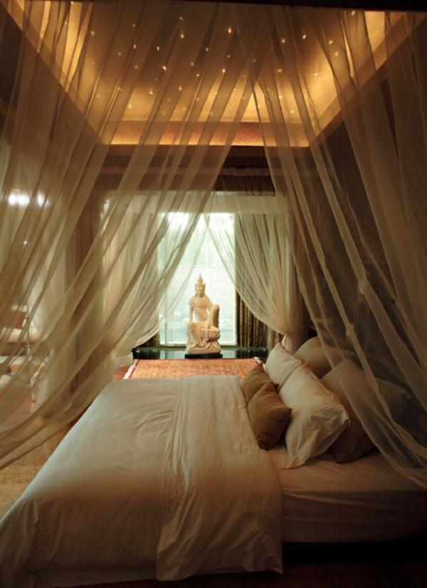 Schlafzimmer Romantisch Dekorieren U2013 Tipps Und Deko Ideen, Schlafzimmer  Entwurf