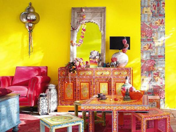 orientalische-dekoration-für-wohnzimmer