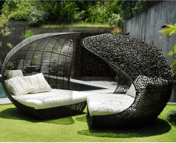 lounge terrassenm bel zur vollen entspannung. Black Bedroom Furniture Sets. Home Design Ideas