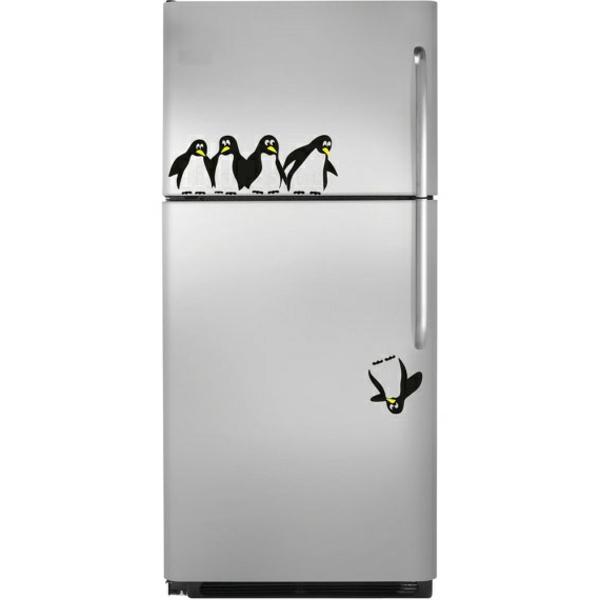 pinguins-auf-dem-kühlschrank-aufkleben-idee