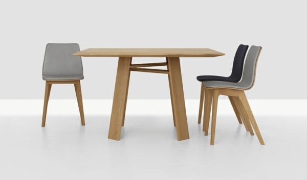 quadratische tische 31 interessante designs. Black Bedroom Furniture Sets. Home Design Ideas