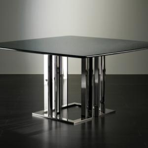 Quadratische Tische - 31 interessante Designs