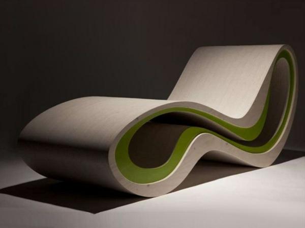 Liegestuhl design  31 neue super Vorschläge für Relax - Liegestuhl! - Archzine.net