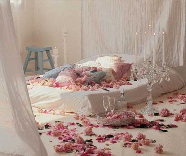 Schlafzimmer : Schlafzimmer Ideen Romantisch Schlafzimmer Ideen ... Schlafzimmer Dekorieren Romantisch
