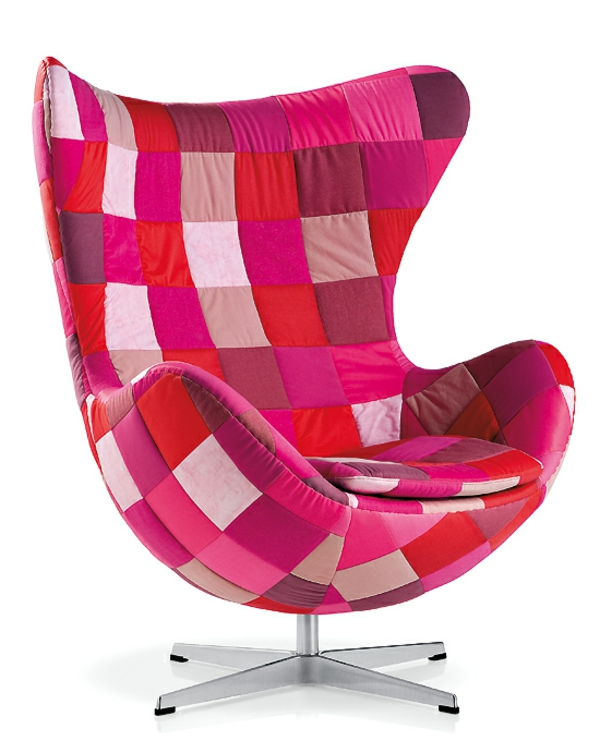 rosa-grelle-farben-Sessel-Patchwork-design