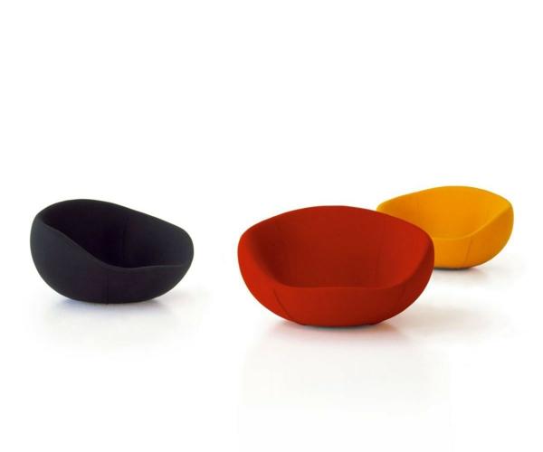 Roter stuhl 30 sch ne ideen for Schaukelstuhl rot