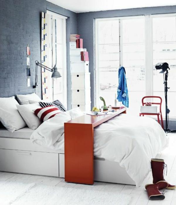 tablett tisch furs bett diy tablett zum valentinstag. Black Bedroom Furniture Sets. Home Design Ideas