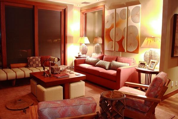 rotes-wohnzimmer-wohnung-dekorieren