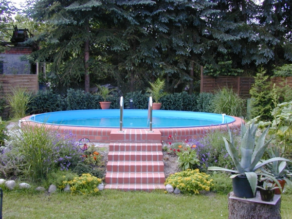 Ideen garten pool for Gartenideen pool