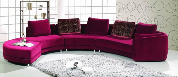 runde sofas good ideen runde sofas und schne fantastisch couch bett f c bcr kleine sofa with. Black Bedroom Furniture Sets. Home Design Ideas
