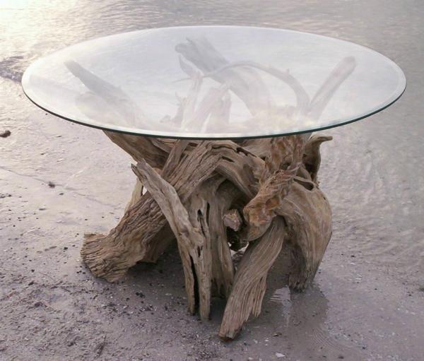 Runder Tisch Glasplatte : Runder Tisch Glasplatte: Designer glas esstisch trio ausziehbar von ...
