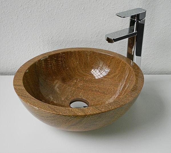 Rundes Waschbecken für Ihr Badezimmer! - Archzine.net