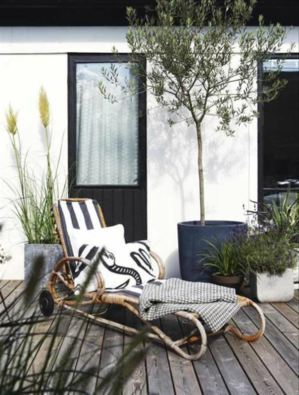 rustik-Lounge-Möbel-für-Draußen-Terrasse