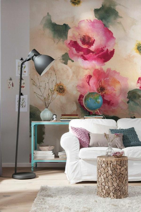 schöne-Wandbilder-Wohnzimmerideen