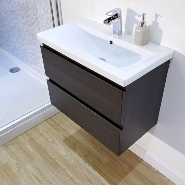schwarze-Waschbeckenunterschränke-für-das-Badezimmer