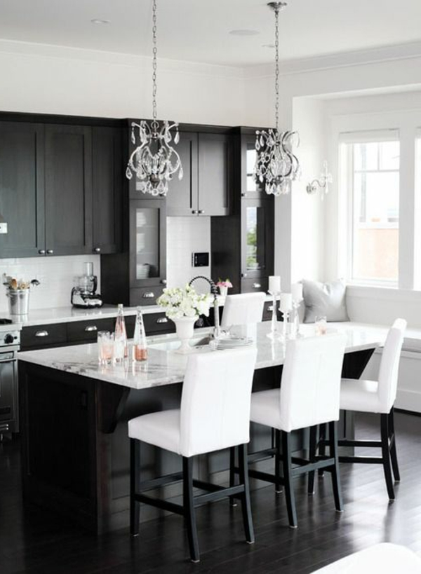 Espresso Kitchen Cabinets Color Schemes Gray Walls