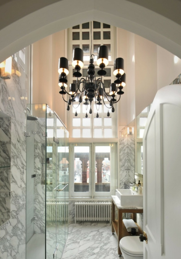 Best Kronleuchter Für Badezimmer Images House Design