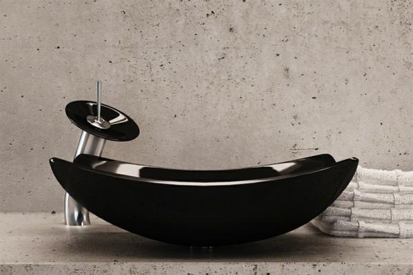 schwarzes-Waschbecken-modernes-design-bad