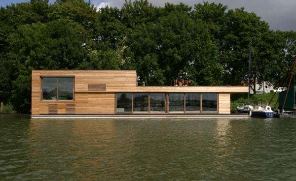 schwimmende—ferienhäuser-amsterdam-modernes-design-holz