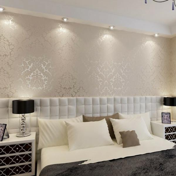 silberne-wandfarbe-fürs-schlafzimmer