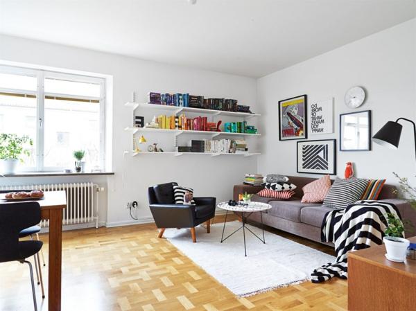 skandinavisches-design- ultramodernes-wohnzimmer