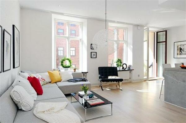 skandinavisches-design-vom-modernen-und-schönen-wohnzimmer