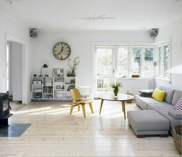 skandinavisches-design-wunderschönes-wohnzimmer- super modern