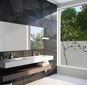 Sichtschutzfolie für Badezimmer- interessante Ideen!