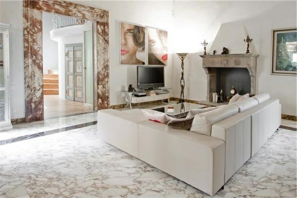 Italienische wohnzimmer 52 prima interieur ideen - Einrichtung aus italien klassischen stil ...
