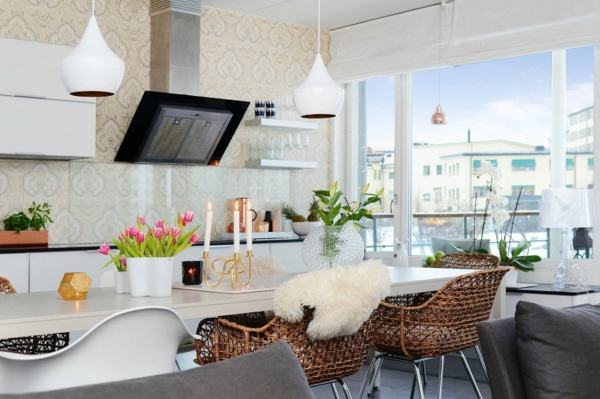 skandinavisches design verbluffende ideen - Nordische Wohnzimmer