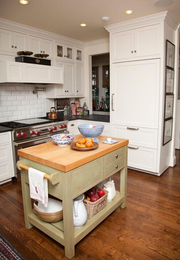 Diy Ideas For Kitchen Islands