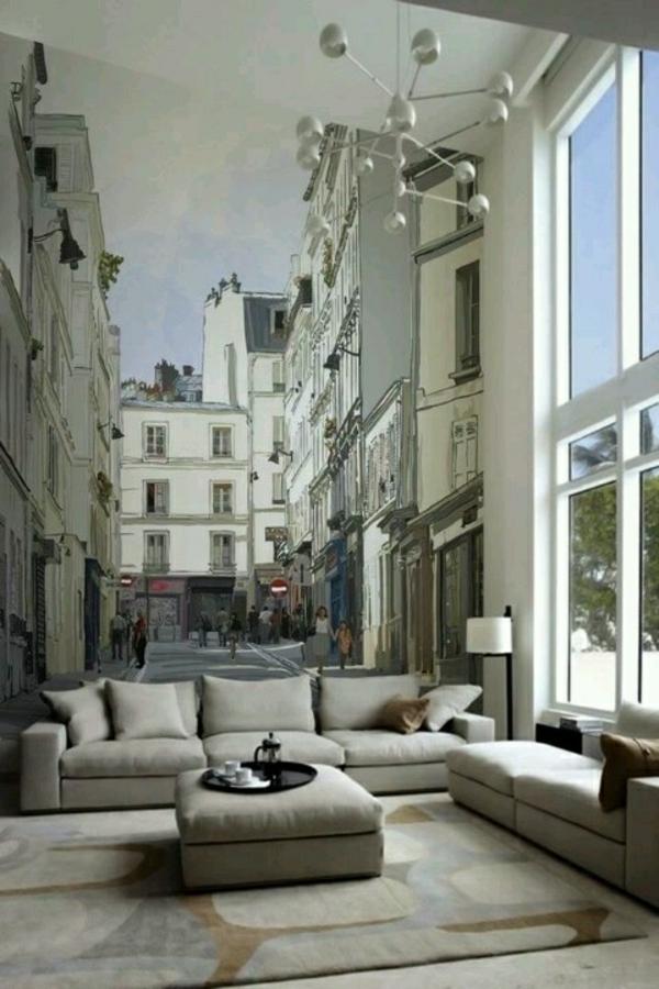 urban-moderne_Wandbilder-Wohnzimmer