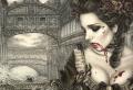 Victoria Frances Bilder sind mehr als gotisch!
