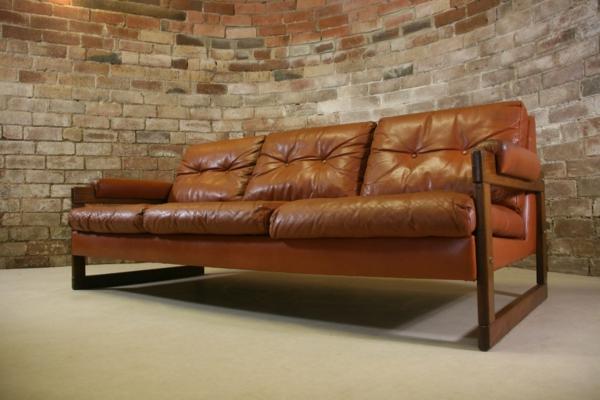 Sofa Bilder vintage sofa leder free ecksofa sitzer im vintagestil aus leder