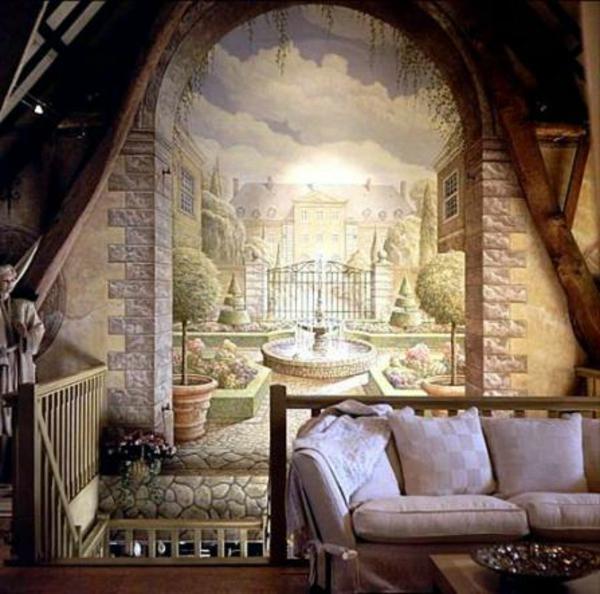 wandbild_wunderschönes-Wohnzimmer-gestalten