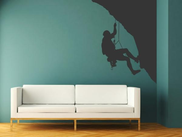 wandtattoo selber gestalten herausforderung oder. Black Bedroom Furniture Sets. Home Design Ideas