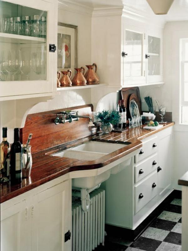 Vintage Küchenmöbel im Trend - Archzine.net