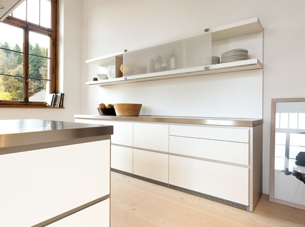 beautiful wandverkleidung küche kunststoff photos - home design ... - Wandpaneele Küche Baumarkt
