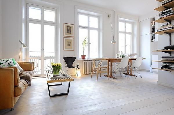 wohnideen-für- kleine-wohnung-großes-wohnzimmer-in-weiß