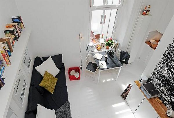 Lieblich 30 Kluge Wohnideen Für Kleine Wohnung | Einrichtungsideen ...
