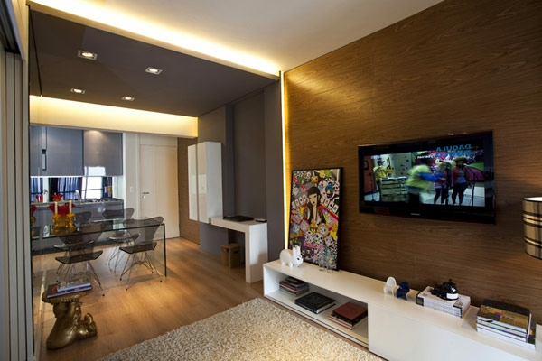 Wohnideen Kleine Wohnung ~ Innenarchitektur Und Möbel Inspiration