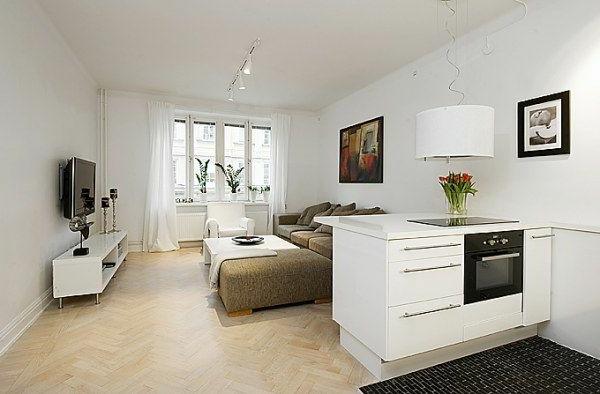 wohnideen-für- kleine-wohnung-schlafzimmer-mit-einem-bett