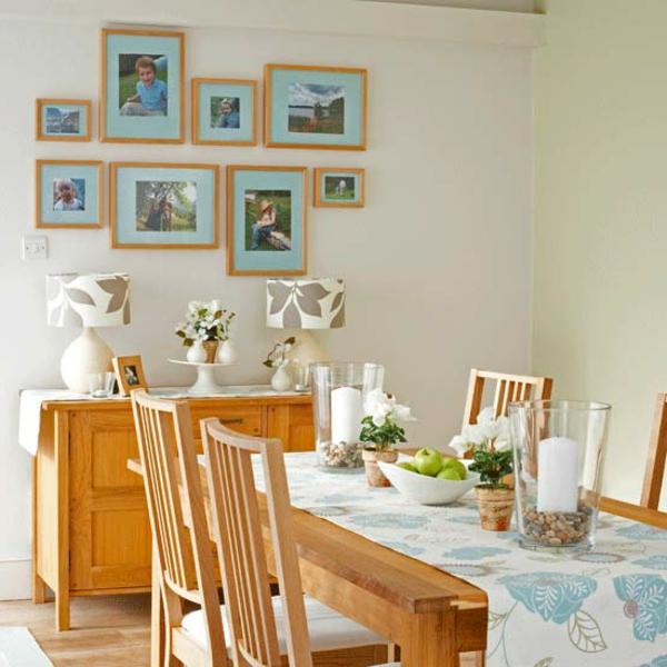 wohnung-dekorieren-bäuerlich-ausgestattetes-esszimmer