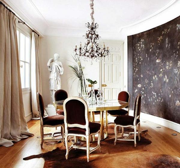 Esszimmer Wand Dekorieren ~ Alles über Wohndesign und Möbelideen