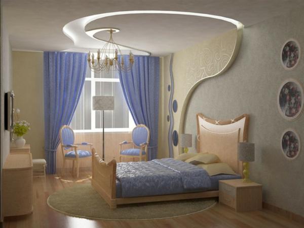 wohnung-dekorieren-kleines-elegantes-schlaftimmer