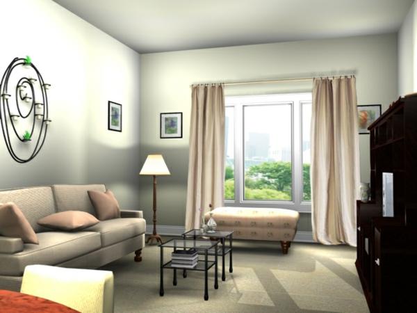 wohnung-dekorieren-kleines-schönes-wohnzimmer