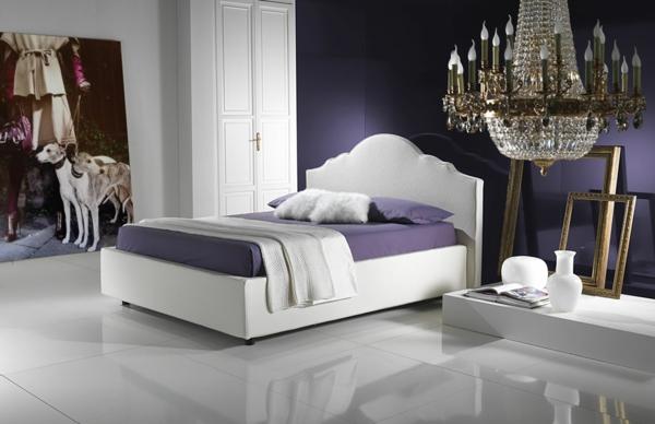 wohnung-dekorieren-romantisches-schlafzimmer-in-weiß-und-schwarz