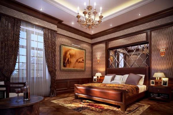 wohnung-dekorieren-romantisches-schlafzimmer