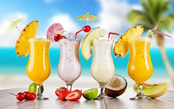 Coole Cocktail Dekoration!