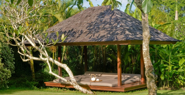 20 wundersch ne gartenlauben. Black Bedroom Furniture Sets. Home Design Ideas